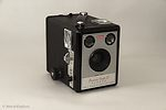 Kodak Eastman: Brownie Flash III camera