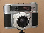 Braun Carl: Super Paxette II BL camera