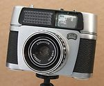Braun Carl: Paxette Electromatic I camera
