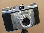 Braun Carl: Gloriette (1958) camera