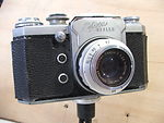 Wirgin: Edixa Reflex camera