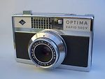 AGFA: Optima Rapid 500 V camera