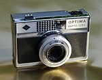 AGFA: Optima Rapid 125 C camera