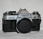 Canon: Canon AT-1 camera
