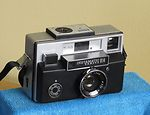 Kodak Eastman: Instamatic 814 camera