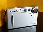 AGFA: Easy Pix camera