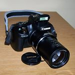 Canon: SX50 HS camera