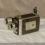 Kodak Eastman: Brownie Turret Movie Camera camera