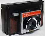 KODAK: Instamatic x-35F camera