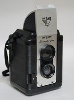 Argus: Argoflex 75 (Seventy-five) camera