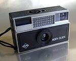 AGFA: Click Rapid camera