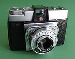 AGFA: Isoly Mat camera