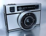 AGFA: Moto Rapid-C camera