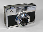 AGFA: Optima Rapid 250 V camera