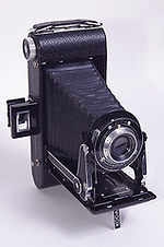 Kodak Eastman: Six-16 Senior camera