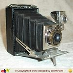 Kodak Eastman: Premoette No.1 camera