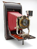 Kodak Eastman: 3A Folding Pocket Kodak camera
