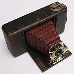 Ansco: Folding Buster Brown Model A camera