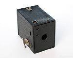 Kodak Eastman: Brownie Box 0 camera