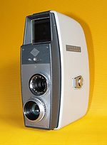Agfa Berlin: Movex Automatic II camera