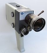 Agfa Berlin: Movexoom camera