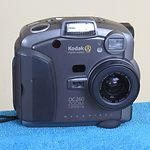 Kodak Eastman: Digital Science: DC 260 Zoom camera