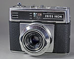 Zeiss Ikon: Contessamat SE camera