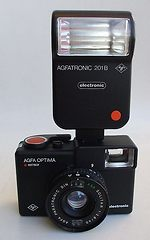 AGFA: Optima Sensor Electronic camera