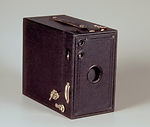 Kodak Eastman: brownie 2C Model A camera