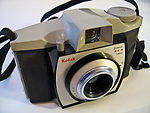 Kodak Eastman: Brownie 44A camera