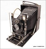 Photo-Sport: Photo Sport (9x12, folding) type EM camera