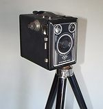 AGFA: Synchro-Box (Germany) camera