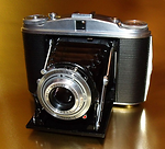AGFA: Isolette II camera