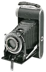 AGFA: Billy Compur camera