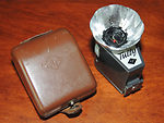AGFA: TULLY FLASH HOLDER camera