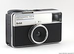 Kodak Eastman: Instamatic 133-X camera