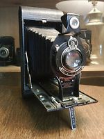 kodak: 3A  Folding Hawk-Eye Special camera