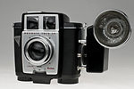 Kodak Eastman: Brownie Twin 20 camera