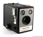 Kodak Eastman: Brownie Flash II (UK) camera