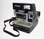 Polaroid: Supercolor 635 camera