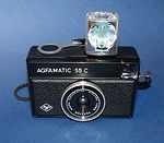 AGFA: Agfamatic 55 C camera