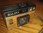 Haking: Halina XF camera