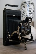 Kodak Eastman: Pocket Junior No.1 camera