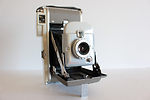 Polaroid: Polaroid 80A (Highlander) camera