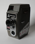 LUMICON: Cine Eight camera