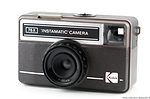 Kodak Eastman: Instamatic 76X camera