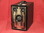 Kodak Eastman:  Six 16 Brownie (US) camera