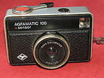 AGFA: Agfamatic 100 Sensor camera