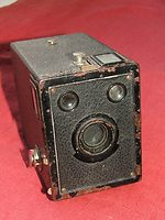 Kodak Eastman: Six-20 Target Hawk-Eye camera