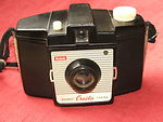 Kodak Eastman: Brownie Cresta camera
